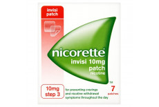 Nicorette Invisi Patch 10mg