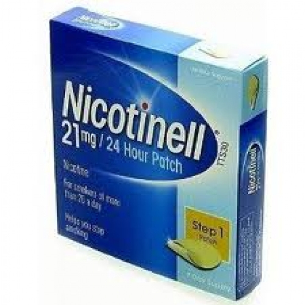 Nicotinell 21 mg / 24 h 28 patchs