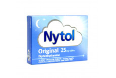 Nytol 25mg Tablets