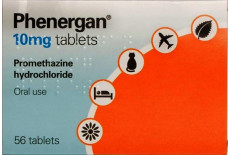 Phenergan 10mg Tablets
