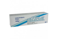 Algesal Local Analgesic Cream 100g