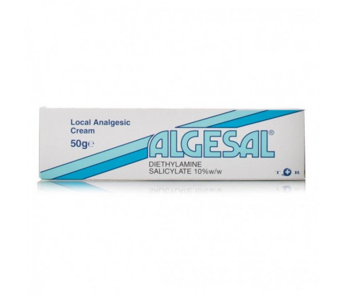 Algesal Local Analgesic Cream 50g