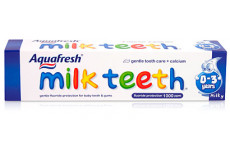 Aquafresh Children's Milk Teeth Toothpaste