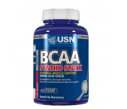 BCAA Syntho Stack - 120 caps