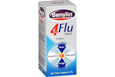 Benylin 4 Flu Liquid