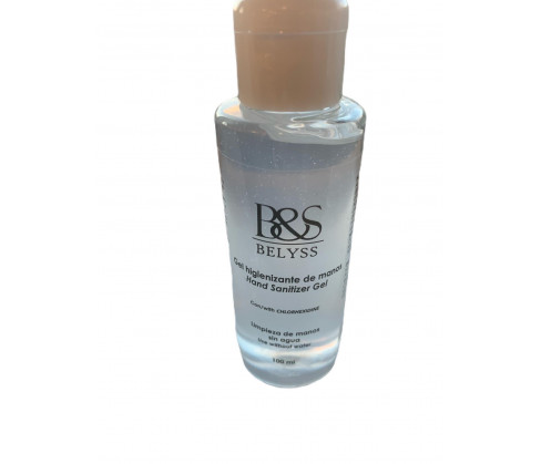 BELYSS hand gel 100ml (70% alcohol) hand sanitizer