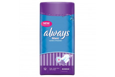 ALWAYS MAXI LONG PLUS PMP 12