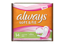 ALWAYS SOFT AND FIT ULTRA LONG P