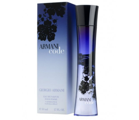 ARMANI CODE WOMAN EDP-S 75ML