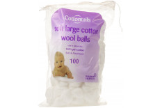 Cottontails Cotton Wool Balls - Large
