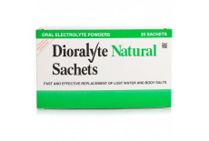 Dioralyte Natural Sachets