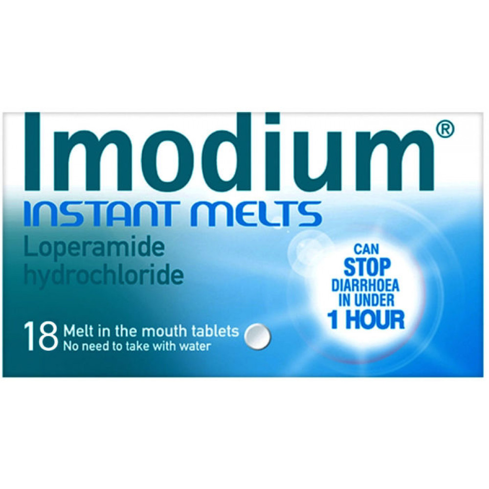 Imodium Tablets How To Take