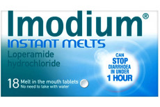 Imodium Instant Melts