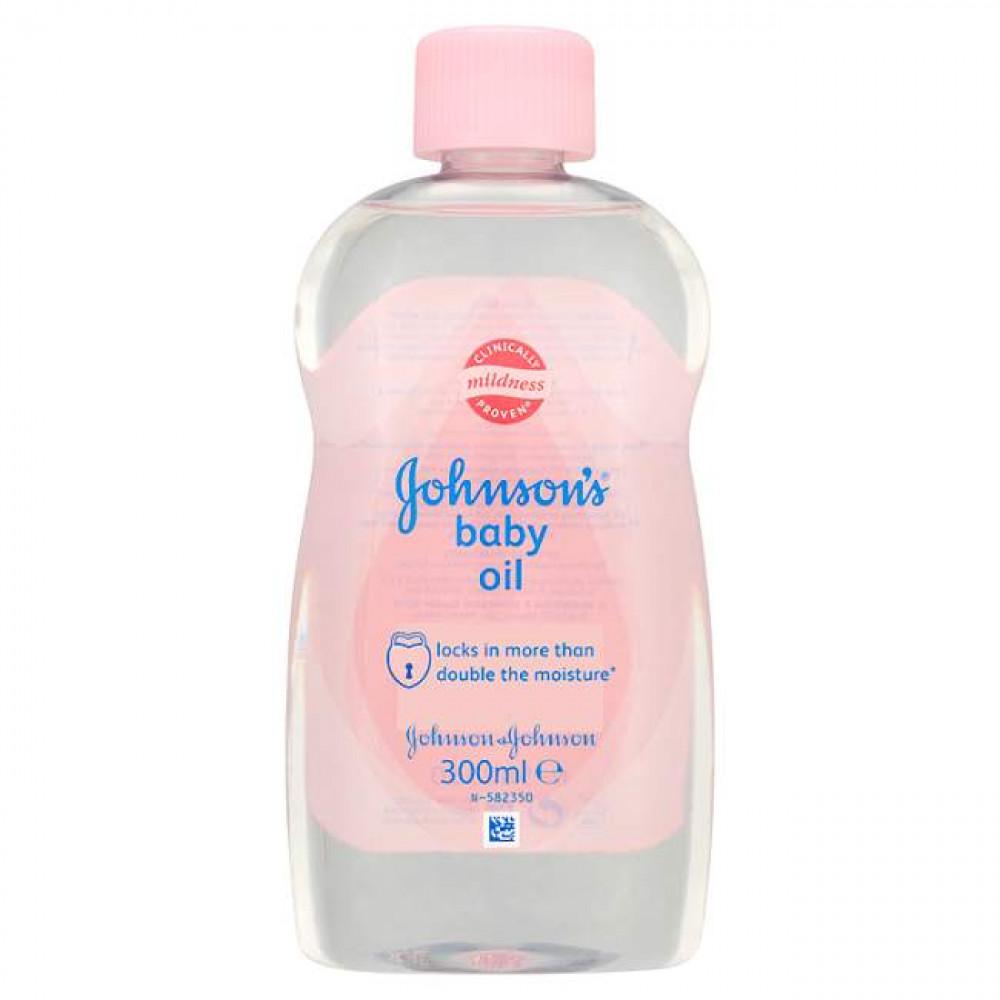 Buy Johnsons Baby Oil