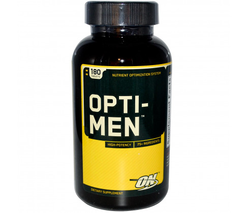 Opti-Men Multivitamin - 180 tablets