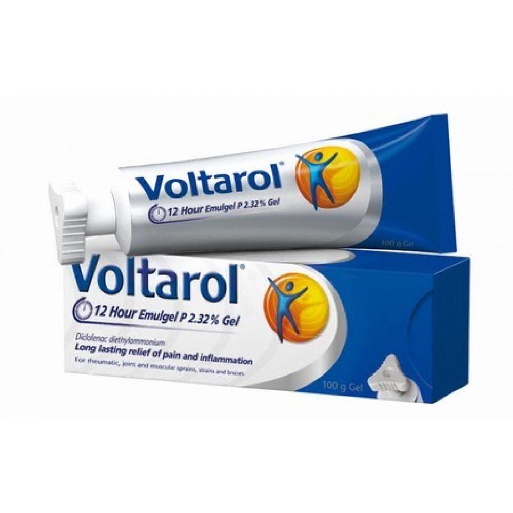 Buy Voltarol 12 Hour Emulgel P 2 32 Gel 100g