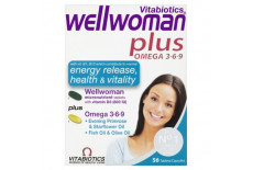 Wellwomen Plus Omega 3.6.9