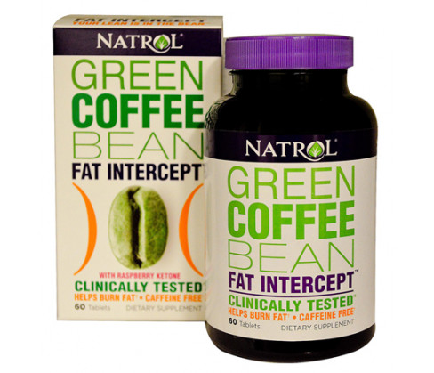 Green Coffee Bean - 60 tablets
