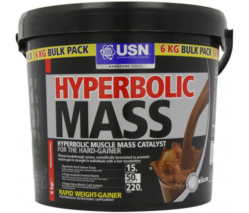 HyperBolic MASS, Chocolate - 6000g