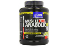 Muscle Fuel Anabolic, Banana - 2000g