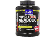 Muscle Fuel Anabolic, Chocolate - 4000g
