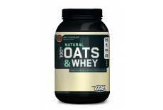Optimum Nutrition 100% Natural Oats & Whey