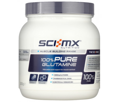 Sci MX Pure Glutamine - 200g