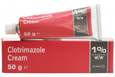 ALMUS CLOTRIMAZOLE CREAM 1 percent 20g