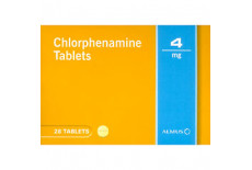 Chlorphenamine Tablets 4mg