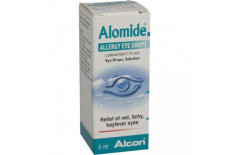 Alomide Allergy Eye Drops