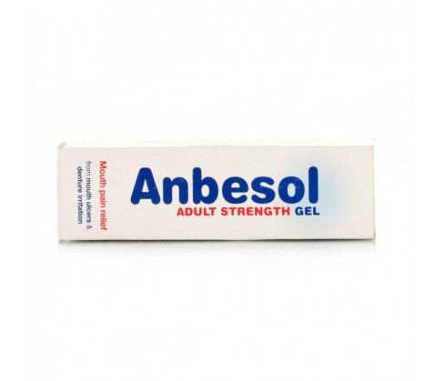 Anbesol Adult Strength Gel