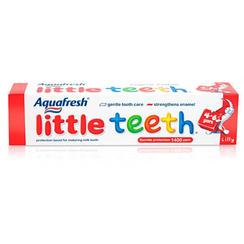 Children S: Buy Aquafresh Childrens Little Teeth Toothpaste