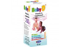 Baby D Vitamin Supplement