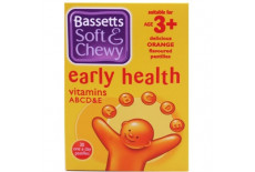 Bassetts Soft & Chewy Early Health Orange Flavour