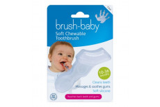 Brush Baby Chewable Toothbrush 10m-3yrs