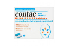 Contac Dual Relief Tablets