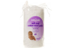 Cottontails Cotton Wool Pads - Oval
