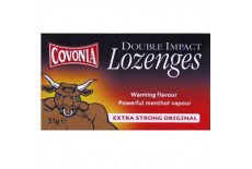 Covonia Double Impact Extra Strong Original Lozenges
