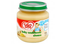 Cow & Gate Stage 1 Baby Cauliflower Cheese Jar 4-6m