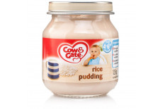 Cow & Gate Stage 1 Rice Pudding Jar 4-6m