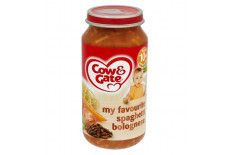 Cow & Gate Stage 3 My Favourite Spaghetti Bolognese Jar 10m+