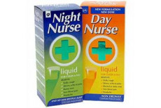 Day and Night Nurse Liquid