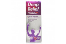 Deep Relief Ibuprofen And Levomenthol Gel
