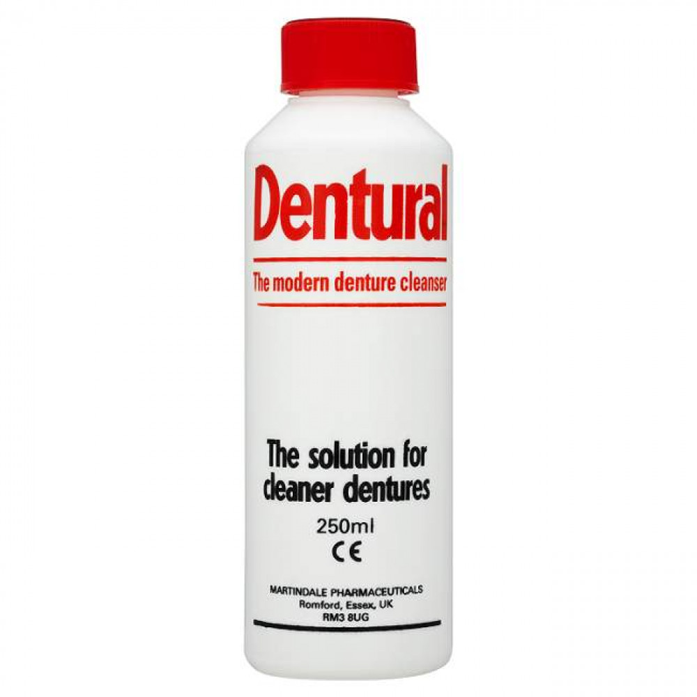 Buy Dentural Liquid Denture Cleanser
