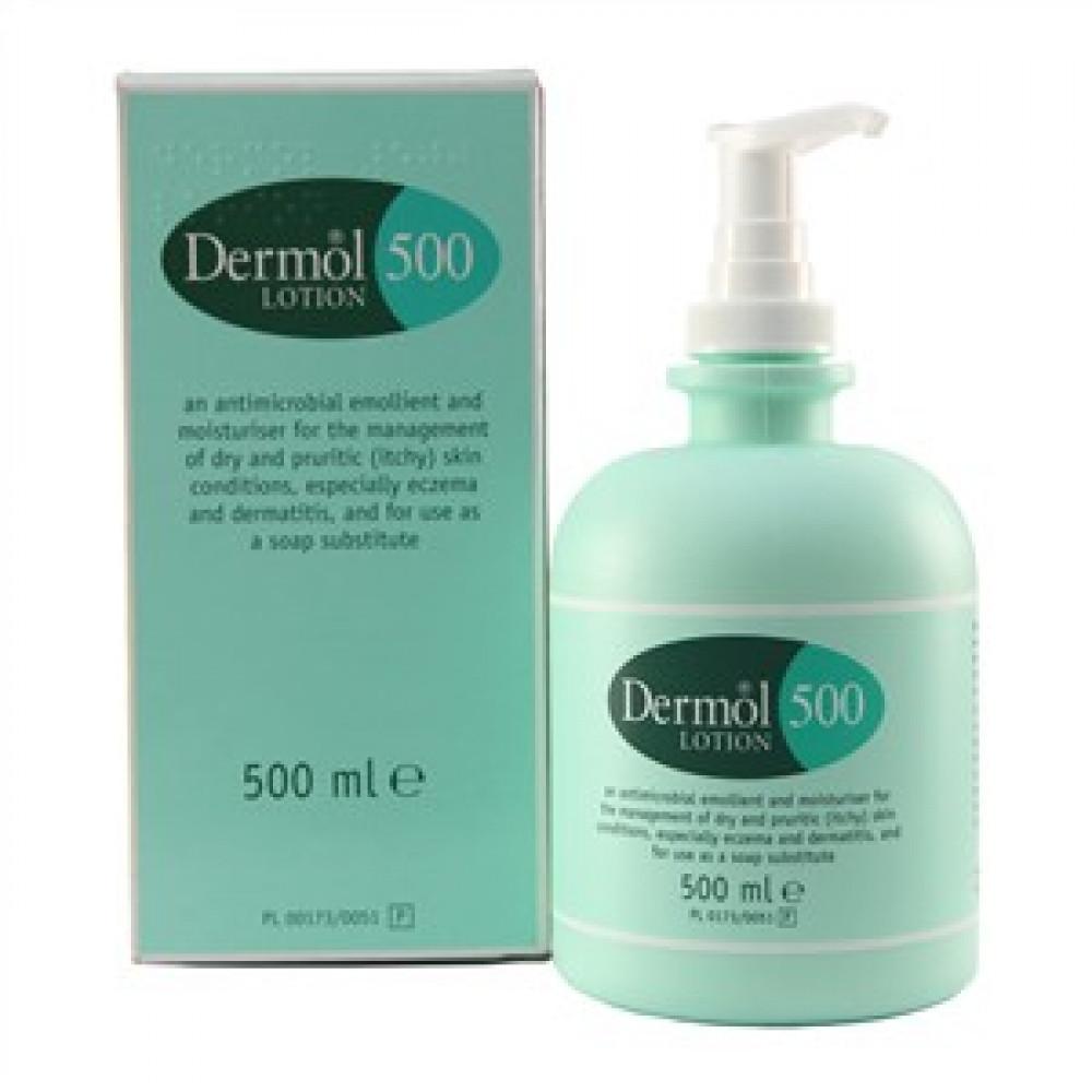 Buy Dermol 500 Lotion 500ml