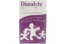 Dioralyte Relief Blackcurrant Sachet