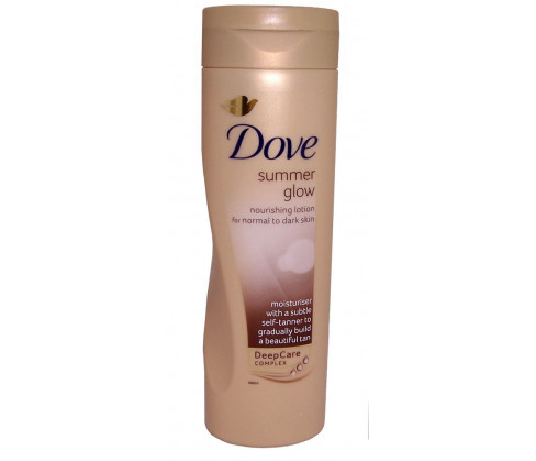 Dove Summer Glow Body Lotion -Normal to Dark Skin