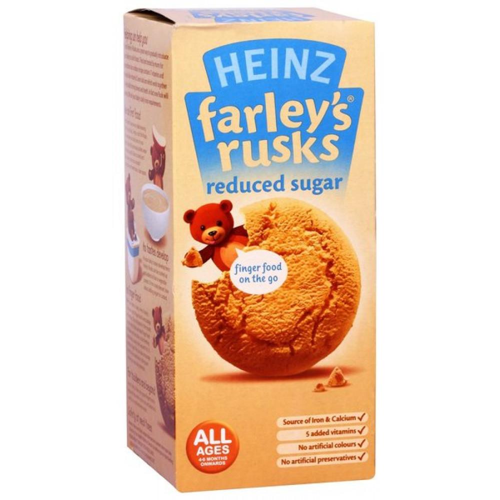 Buy Farleys Heinz Rusk Original Reduced Sugar | 9