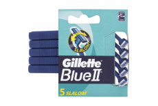 GILLETTE BLUE II SLALOM SWIVEL DISPOSABLE RAZOR