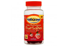 Haliborange Kids Multivitamin Strawberry Softies